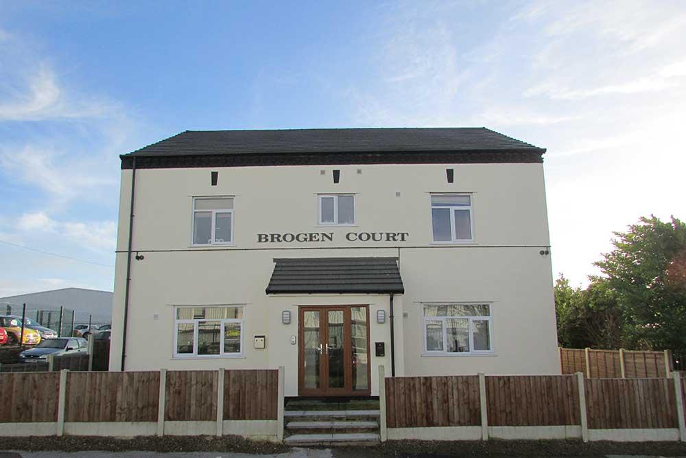 Brogen Court, Bolton
