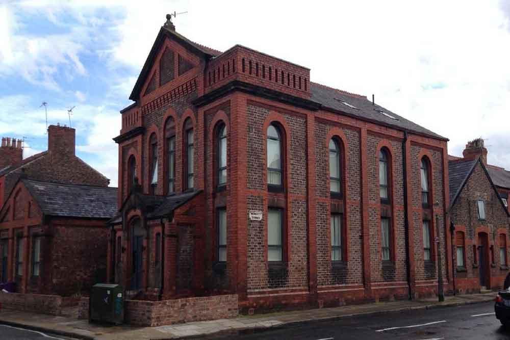 The Old Church, Garston